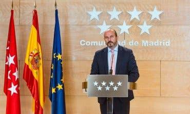 Pedro Rollán asume la Presidencia de la Comunidad de Madrid «con humildad»