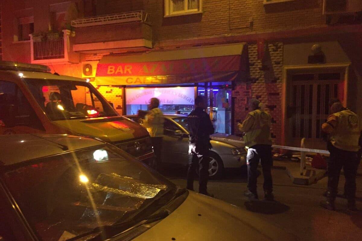 Detenido en Alcobendas el joven que apuñaló a otro en Carabanchel