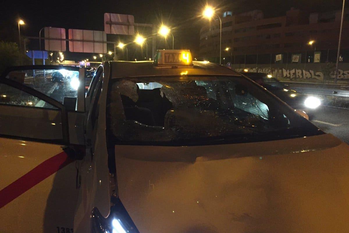 Muy grave un joven tras ser atropellado por un taxista en Barajas