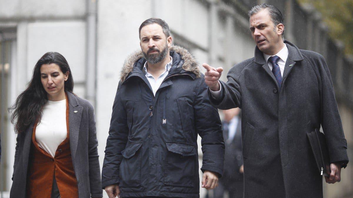 Vox ya tiene candidatos al Ayuntamiento y a la Comunidad de Madrid
