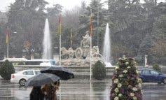 Se espera un martes lluvioso en Madrid en hora punta