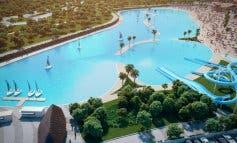 Alovera saca a concurso la playa artificial más grande de Europa