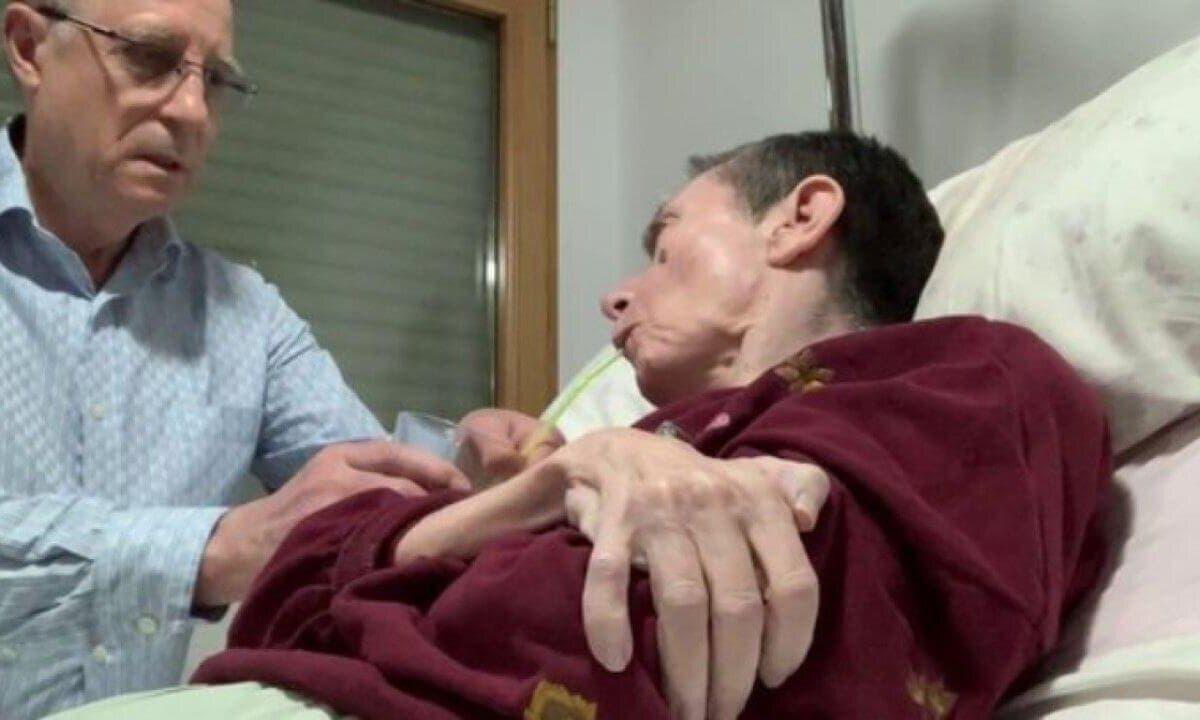 Detenido en Madrid por ayudar a morir a su mujer, enferma terminal