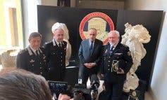 Localizan en Madrid una escultura robada en Roma valorada en 200.000 euros