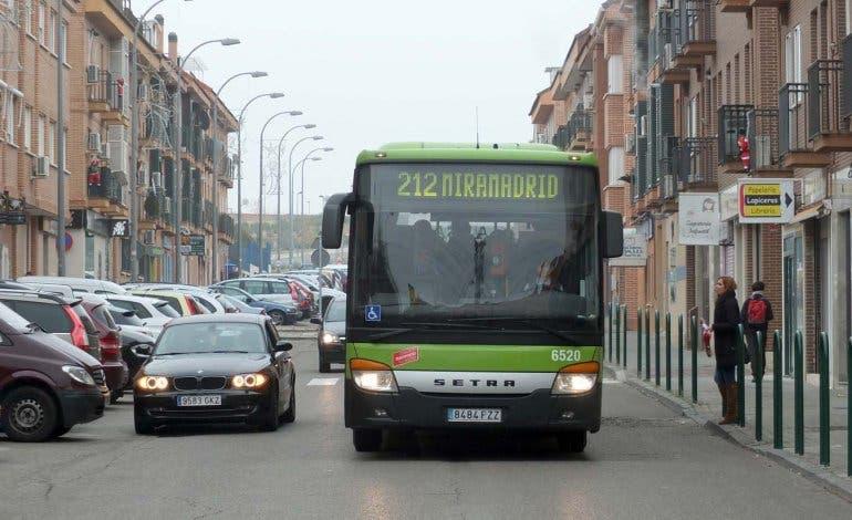 Novedades en los autobuses interurbanos de Paracuellos de Jarama