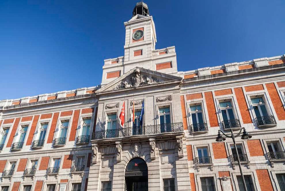 La Comunidad de Madrid lidera el crecimiento económico de España