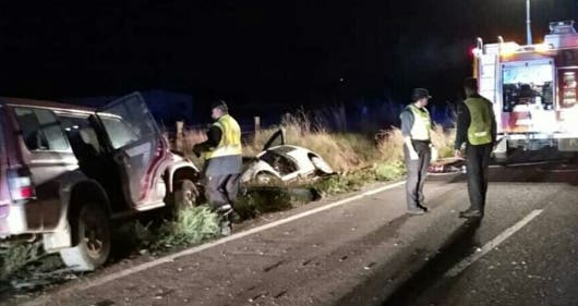 Muere un joven de Pastrana (Guadalajara) en un accidente en Navarra