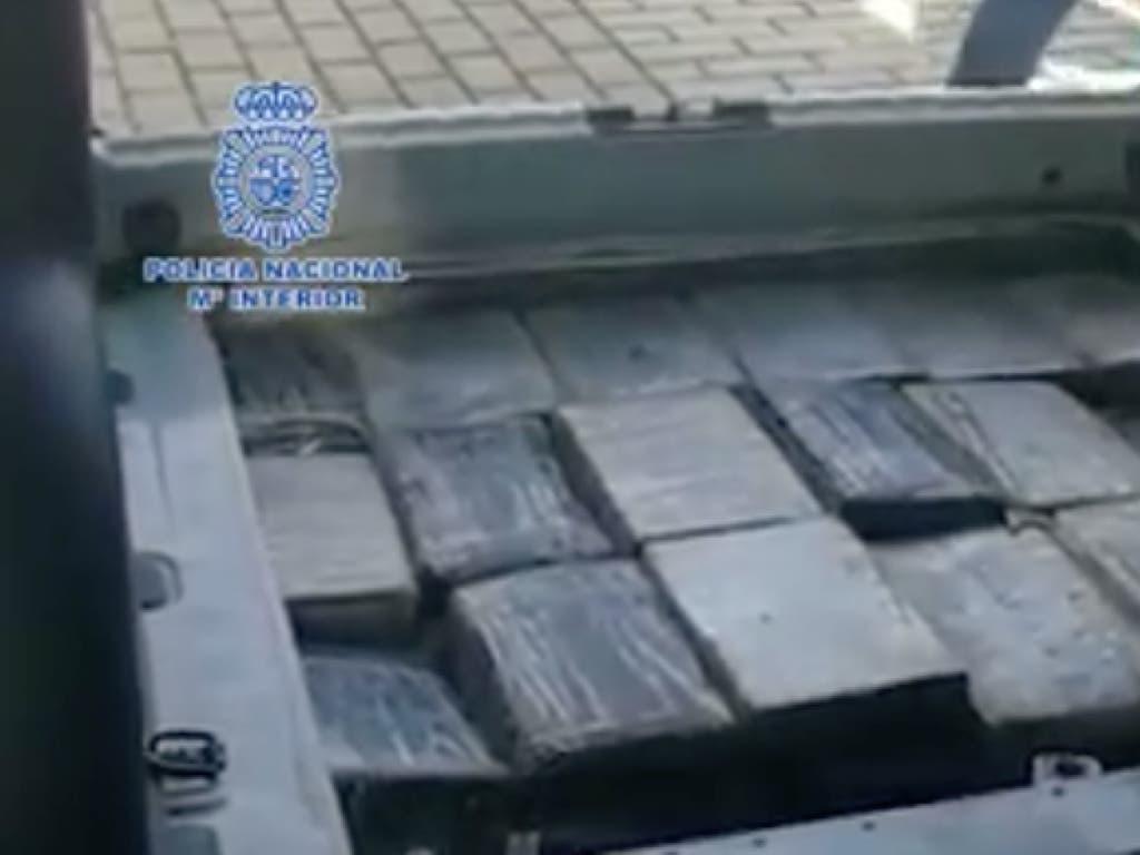 Abortado un pase de 150 kilos de cocaína en la estación de Atocha