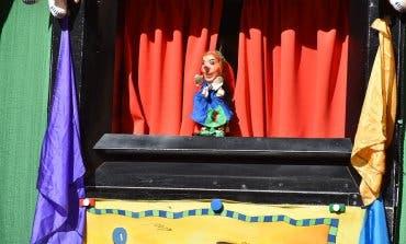 Los títeres vuelven a los parques de Alcalá de Henares en mayo