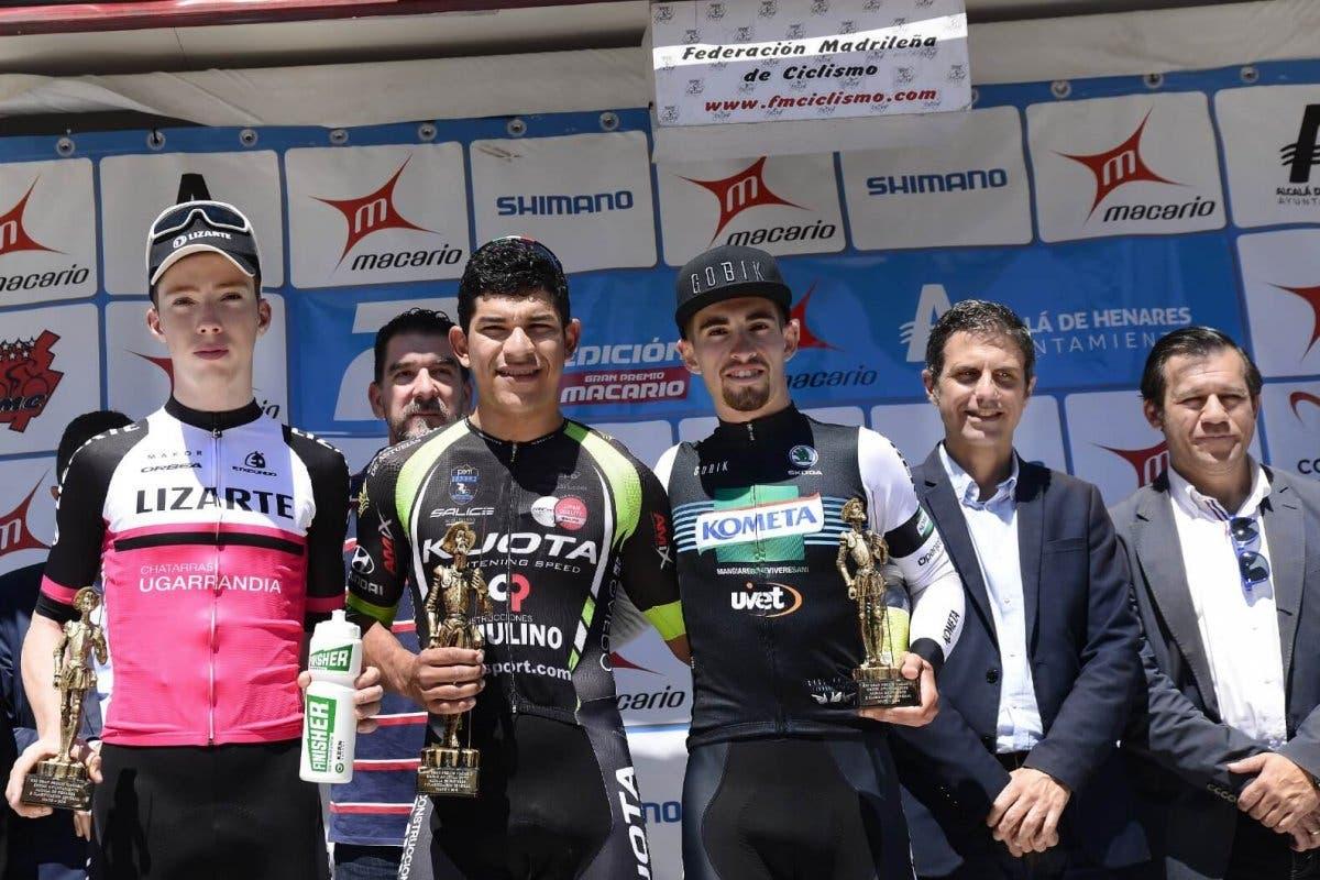 Linarez gana el Gran Premio Macario en Alcalá de Henares