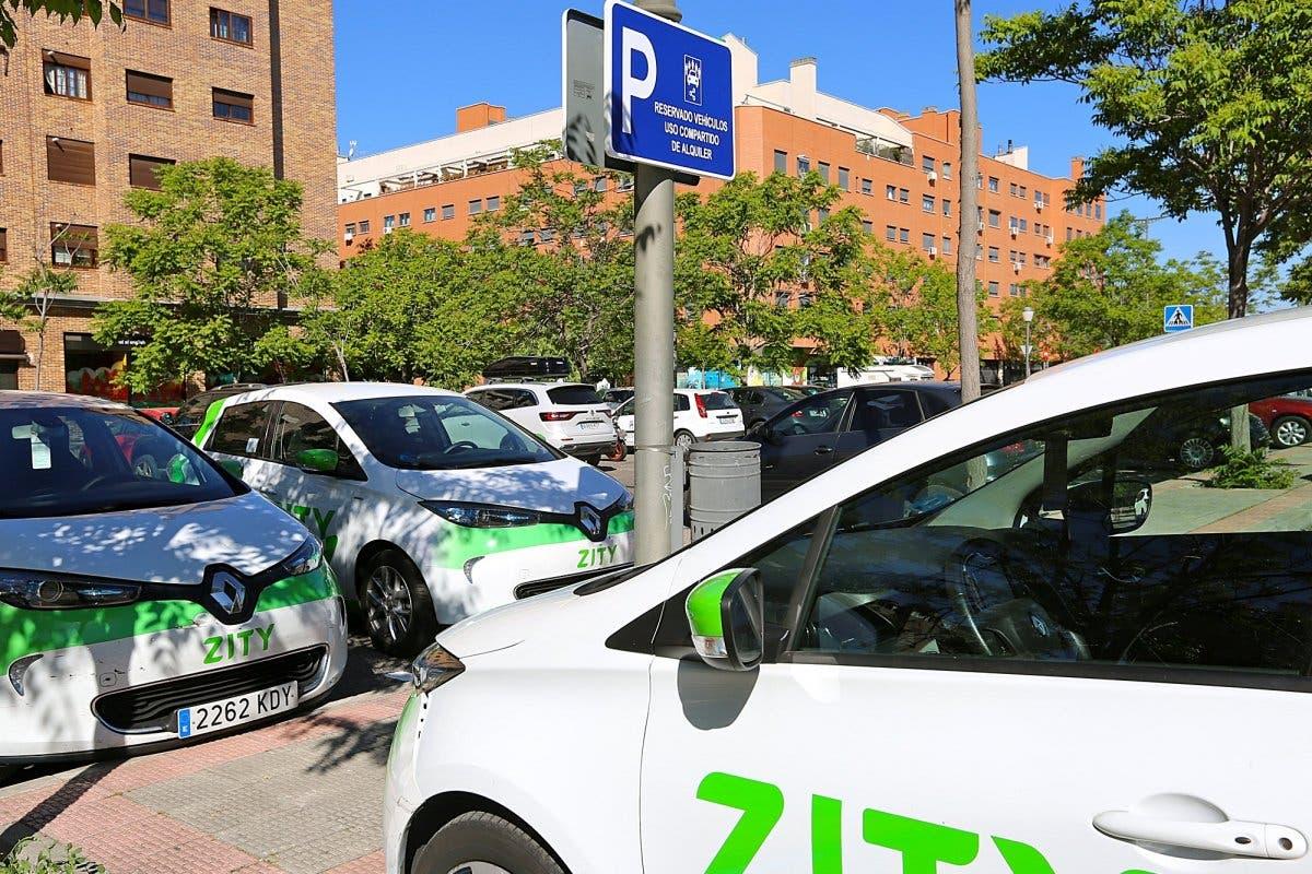 ZITY pone en marcha en Coslada su servicio de carsharing