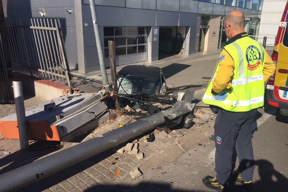 Muere una mujer de 51 años arrollada por un coche en Madrid