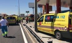 Un muerto y tres heridos en dos accidentes en la A-4