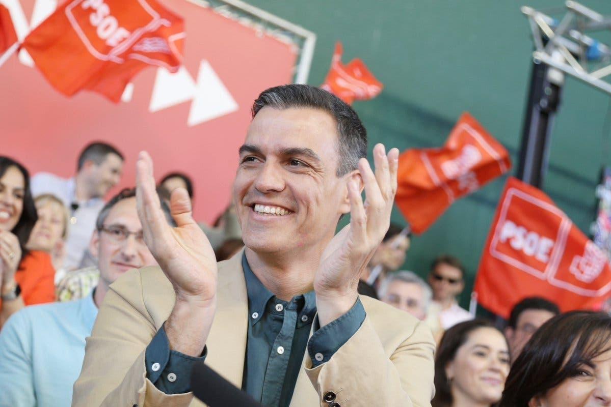 26M: Pedro Sánchez visita este viernes Alcalá de Henares