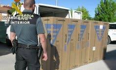 Dos detenidos por robo en Azuqueca de Henares