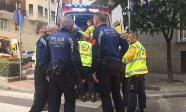 Herido grave un anciano tras ser atropellado en Madrid
