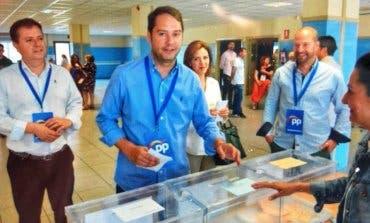 26M: Los candidatos en el Corredor del Henares votan y animan a la participación