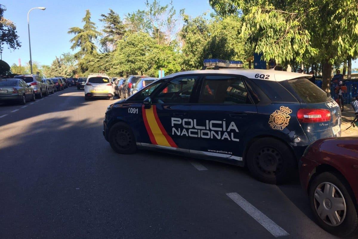 Detenido un menor por apuñalar a otro en Madrid