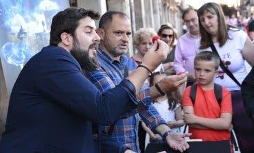 Alcalá de Henares se llena de magia este fin de semana