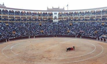 Podemos promete un referéndum sobre los toros en la Comunidad de Madrid