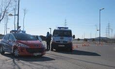Detenido un conductor fugado tras atropellar a un peatón en Coslada