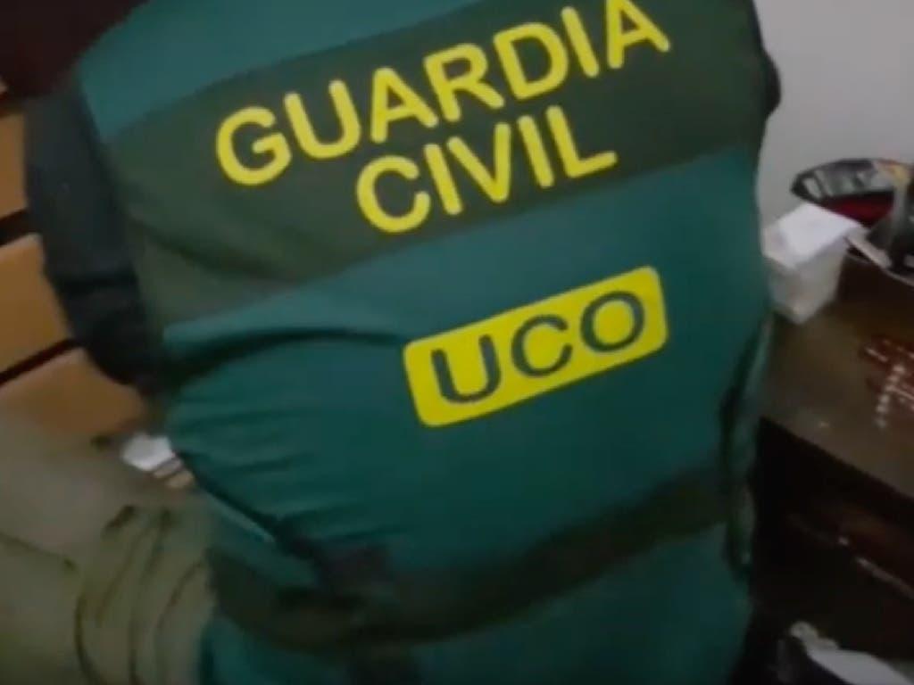 Desarticulada en Torrejón y Madrid una banda que robaba en naves industriales