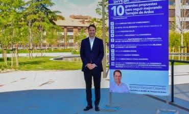 Ignacio Vázquez anuncia que bajará el IBI un 10% en Torrejón