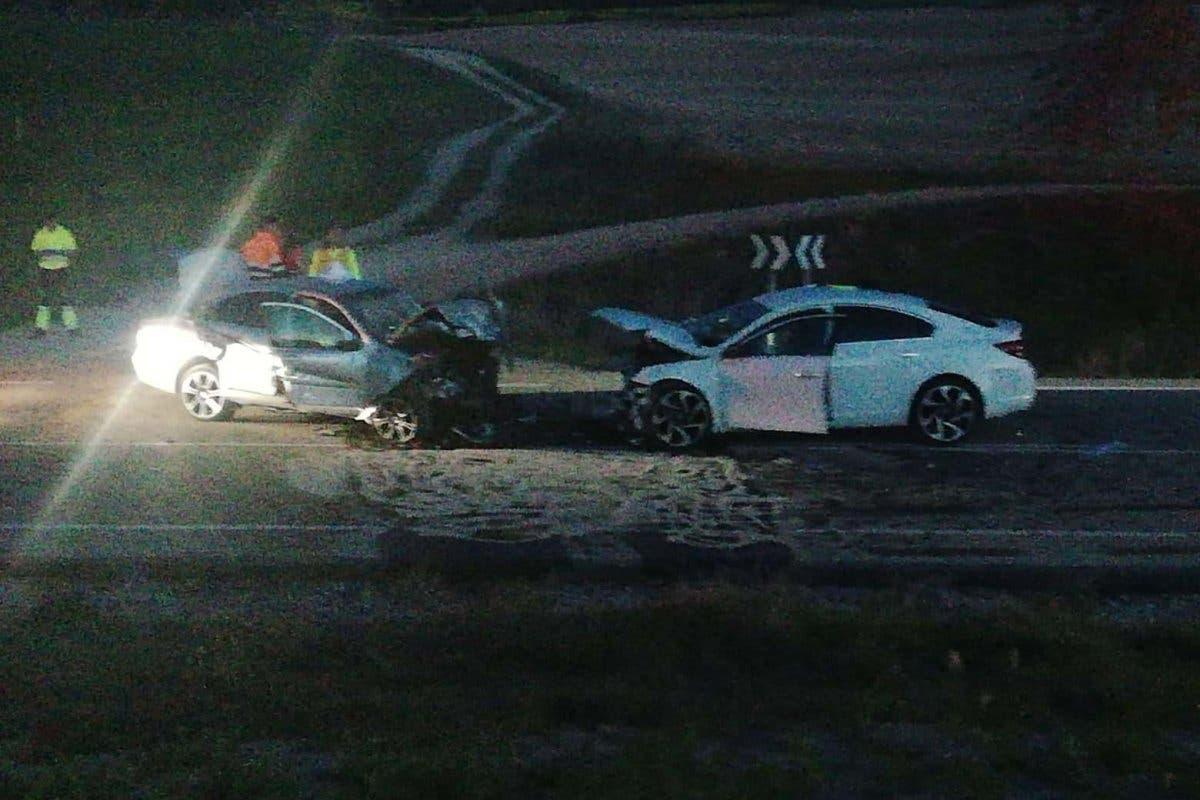 Mueren una mujer y su hija de 15 años en un accidente en Guadalajara