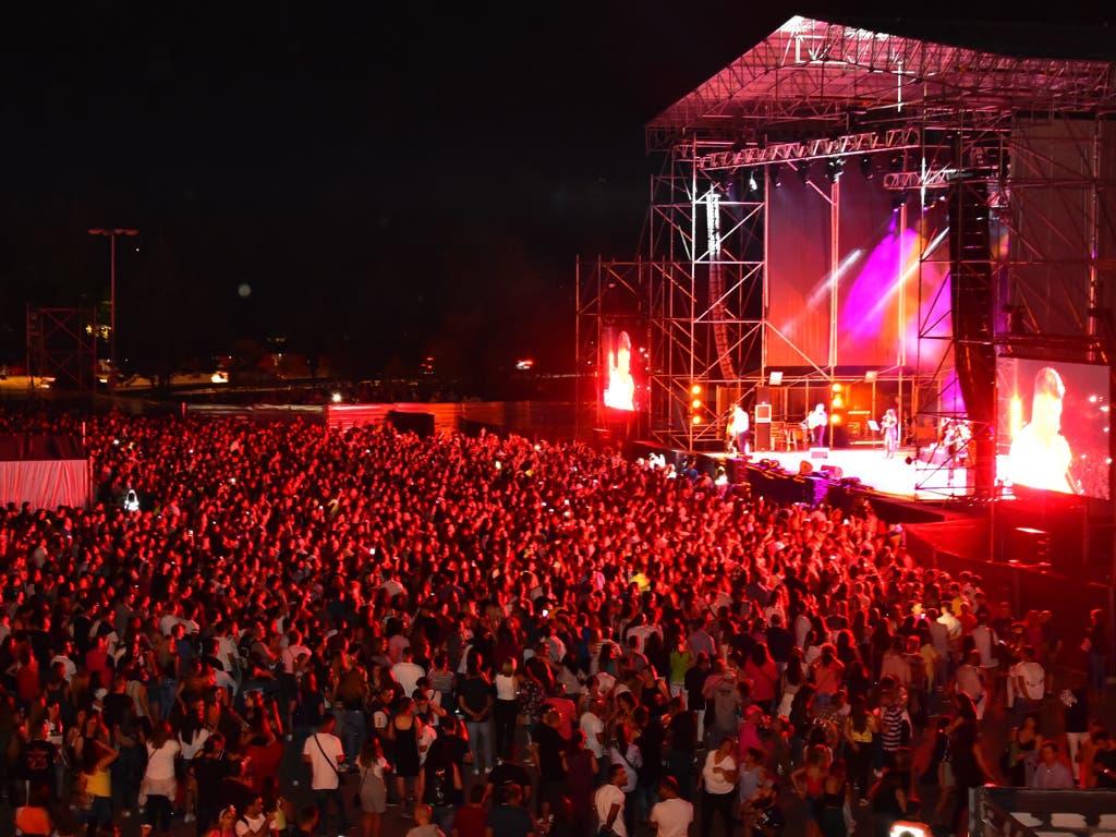 Gran Noche de OT con varios artistas en las Fiestas de Torrejón