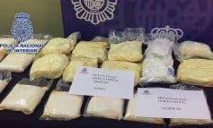 Cae un grupo de narcos que distribuía speed y heroína desde Madrid