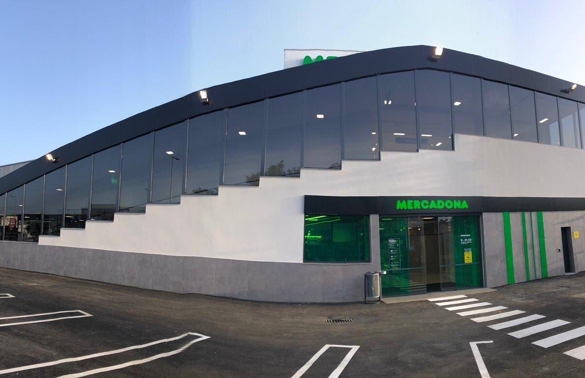 Mercadona inaugura su nuevo modelo de tienda eficiente en Torrejón