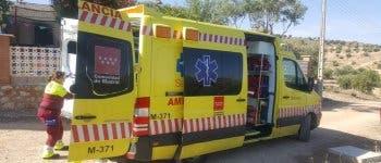 En estado crítico un niño de 2 años por ahogamiento en Morata de Tajuña