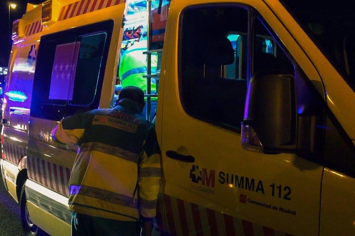 Herido muy grave un motorista de 24 años en Alcalá de Henares