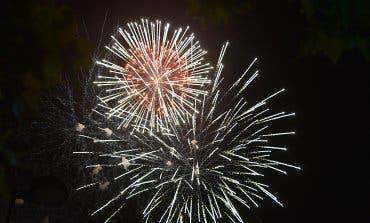 Más de 24.000 personas disfrutaron de los fuegos artificiales de las Fiestas de Coslada
