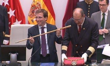 Martínez-Almeida, nuevo alcalde de Madrid