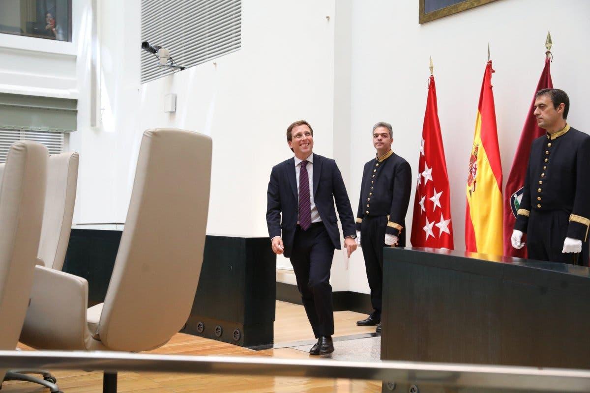 Así queda el gobierno de Martínez-Almeida