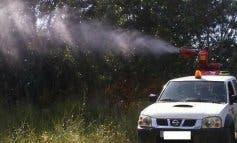 San Fernando de Henares comienza a fumigar contra los mosquitos