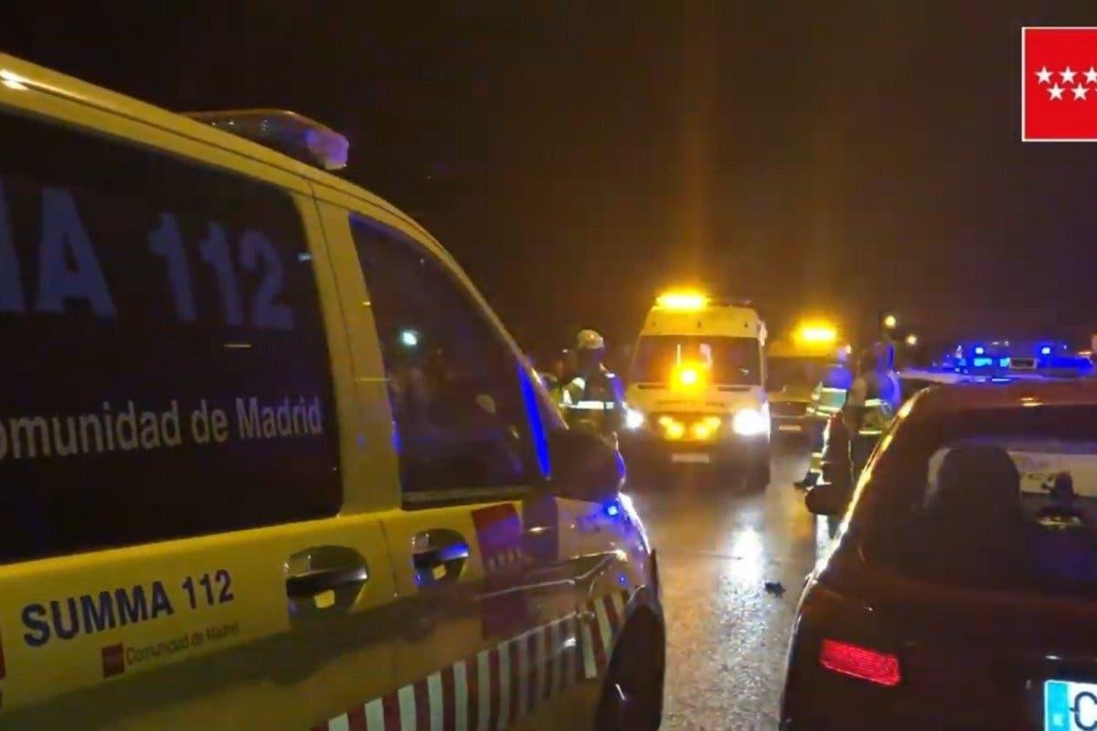 Detenido un hombre tras matar presuntamente a tiros a una mujer en Aranjuez