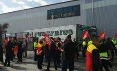 Huelga indefinida en el almacén logístico de Primark en Guadalajara