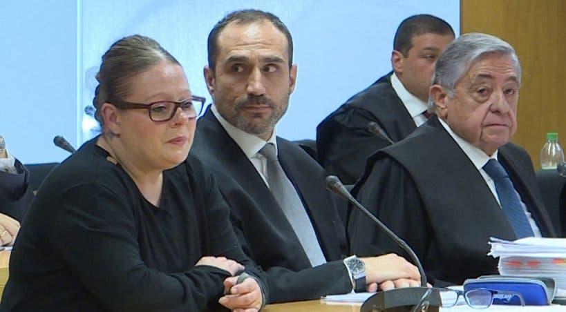 La auxiliar de Alcalá de Henares declara en el juicio entre lágrimas