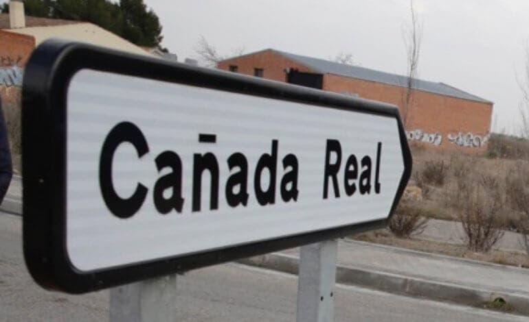 Madrid vuelve a pedir que intervenga el Ejército en la Cañada Real
