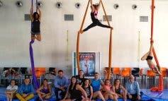 Torrejón abre una Escuela de Circo en La Caja del Arte