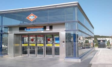 Metro: Dos meses sin ascensor en la estación de Hospital del Henares