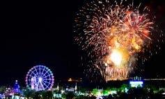 Terminan las Fiestas de Torrrejón: Recortes, Luis Fonsi y Noche del Fuego