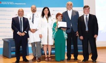 Una madrileña, la paciente trasplantada más longeva del mundo