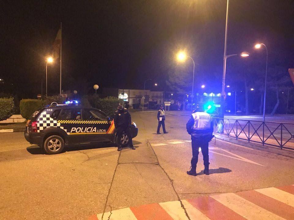Detenido un conductor en Campo Real que casi triplicaba la tasa de alcohol