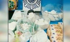 Desmantelados tres puntos de venta de droga en Alcobendas y San Sebastián de los Reyes