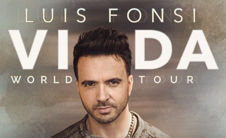 Agotadas las invitaciones gratuitas para el concierto de Luis Fonsi en Torrejón