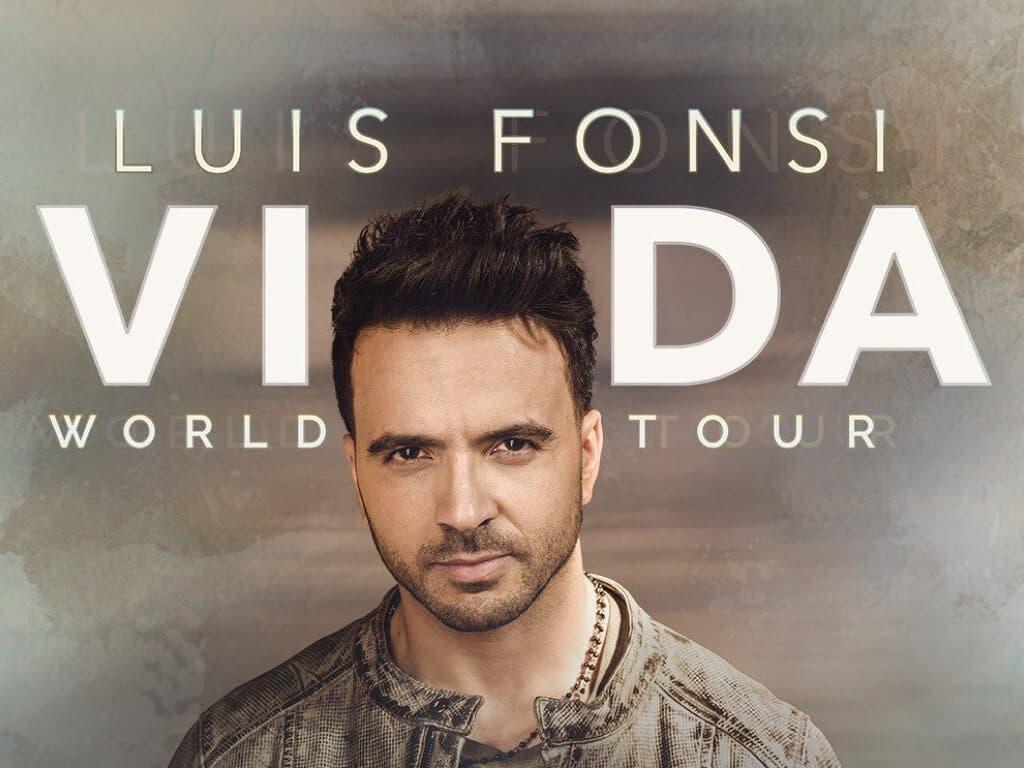 Cómo conseguir tu invitación para el concierto de Luis Fonsi en Torrejón