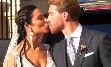 La torrejonera Pilar Rubio y Sergio Ramos ya son marido y mujer